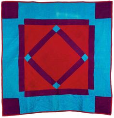 Amish Quilt, Early 20th Century