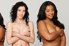 Do men like you naked? We ask panel to rate brave girls in photoshoot
