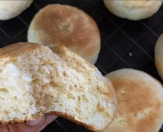VERDENS BESTE GLUTENFRIE BOLLER Bread, Baking, Food, Brot, Bakken, Essen, Meals, Breads, Backen