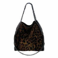 Sac à chaine métallique léopard Vimoda sur cpourl.fr #CpourL