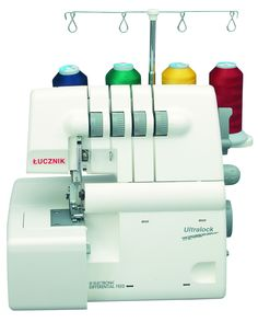 Overlocker 720 D4 Sewing, Leather, Products, Dressmaking, Couture, Stitching, Sew, Costura, Gadget