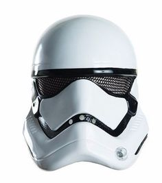 mascara stormtrooper star wars episodio vii oficial unitalla