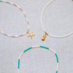 Seed Bead Jewelry, Bead Jewellery, Cute Jewelry, Beaded Jewelry, Handmade Jewelry, Beaded Bracelets, Handmade Necklaces, Beaded Earrings, Diy Jewelry Making