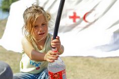 Christchurch earthquake 2011 - water collection point at Cowles Stadium. Photo: New Zealand Red Cross
