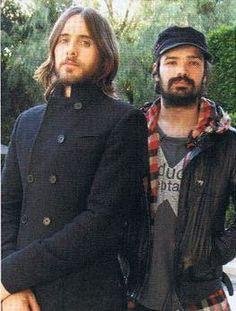 JARED LETO and TOMO MILICEVIC