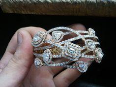 Diomand handmade bracelet