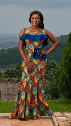 south african traditional dresses 2019 for women for women - traditional ShweShwe 1 African Dresses For Kids, African Print Dresses, African Print Fashion, Africa Fashion, African Prints, Ankara Gown Styles, Ankara Gowns, African Attire, African Wear