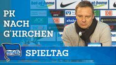 Pk nach Gelsenkirchen - Breitenreiter - Dardai - Hertha BSC - Berlin - 2016 #hahohe