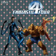 Hoy un giro radical en mis láminas imprimibles: 15 de la serie *Super Héroes*