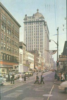 Liberty Avenue - 1968 - Pittsburgh, Pennsylvania