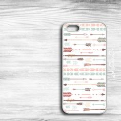 Tribal Arrows iPhone Case - iPhone 4 Case, iPhone 4s Case, or iPhone 5 Case Cute Cell Phone Case on Etsy, $18.00