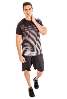 An #Array of #Stylish #Fitness #T-Shirts for #Men from #Alanic, The #Reputed #Online #Hub