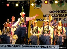 Folk dance group from Cyprus
