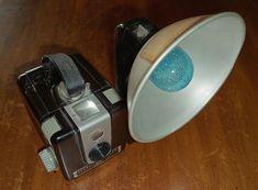 Kodak brownie con flash sylvania p25