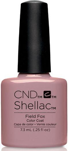 CND Shellac Gel Polish Field Fox- .25 fl oz - nailsWEST Beauty Center