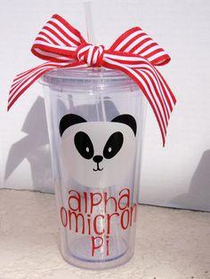 cute AOII cup! im obssessed lol