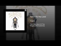 Eagles-Take It To The Limit---Suicide is never an answer to any situation.  I lost one of my best friends tonight to suicide.  He was a genuine soul with so much to give.  I just saw him earlier today.  How could I not recognize the signs?  He hid everything so well.  I hope you are singing this special song, our karaoke song, wherever you are.