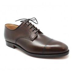 Crockett & Jones - Bradford dark brown calf Men Suit Shoes, Derby, Crockett And Jones, Formal, Mens Suits, Calves, Kicks, Oxford Shoes, Dress Shoes