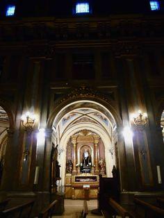 Capilla de la Virgen de los Dolores. Lado epístola
