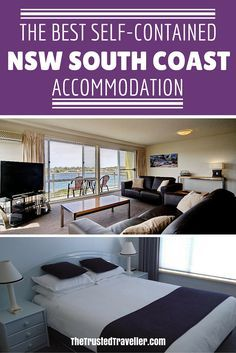 From Kiama in the north to Merimbula in the south, we've picked the very best self-contained accommodation on the NSW South Coast just for you! - The Best Self-Contained NSW South Coast Accommodation - The Trusted Traveller