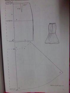 Pola Jubah Lelaki Pola Pinterest Pattern Drafting
