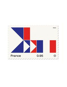 France - Stamp proposal. Design by Duane Dalton