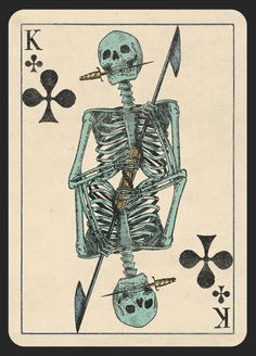 Playing Cards Art, Vintage Playing Cards, Hand Illustration, Alphabet Tag, Tatto Old, Play Your Cards Right, Skeleton Art, Skull And Bones, Skull Art