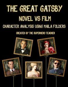Best novels to analyze?