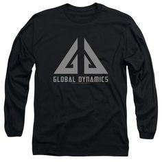 Eureka T-Shirt Global Dynamics Logo