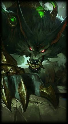 League of Legends- Warwick, The Wrath of Zaun