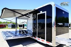 2012 Aluminum Quest Car Hauler (ATCQST8526TA5) by ATC Trailers, via Flickr