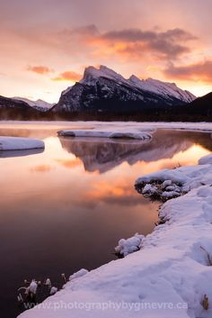 Banff NP - Photography by Ginevre - Prints: Landscape, wildlife and wedding photo galleries