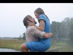 The Notebook - as a thriller. I just died. So great.