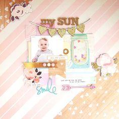 "Judy Scrap: lo ""my sun"""