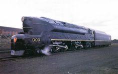 Pennsylvania Railroad Baldwin built T-1 4-4-4-4 | Flickr - Photo Sharing!