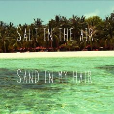 Salt in the air Sand in my air #witcherywishlist