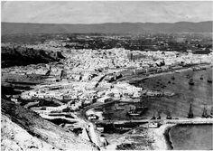 Almería 1897. Colección de Patrimonio Urbano de Almería (Facebook)