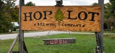 Brewery Showcase | Hop Lot Brewing Co. (Suttons Bay, MI)