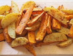 Irresistible Sweet Potato and Potato Chips Potato Chips, Sweet Potato, Carrots, Potatoes, Vegetables, Desserts, Recipes, Facebook, Food