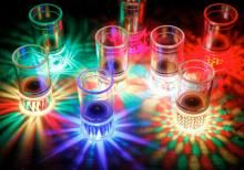 Glowing Glasses | Event Solutions