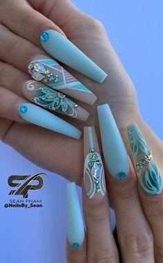 Sparkly Nails, Bling Nails, Swag Nails, Toe Nail Color, Nail Colors, Nails Only, Nail Polish Trends, Luxury Nails, Crystal Nails