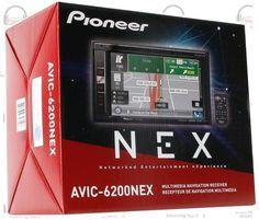 "Sourcing-LA: PIONEER AVIC-6200NEX 6.2"" TV CD DVD USB GPS BLUETO..."