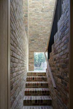 Galería de Casa semi-adosada / Delvendahl Martin Architects - 8