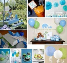 Art Baby shower ideas baby-shower-ideas