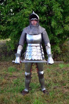 Transitional armor italian style 1350-1430 14th 15th century