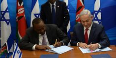 In a move signaling the strengthening of ties between the two countries, Kenyan president Uhuru Kenyatta arrived in Israel on Monday for the first presidential visit from Kenya in 22 years. -- Kenya's Support for Israel Rooted in Shared Biblical Beliefs - Breaking Israel News | Israel Latest News, ... h ttp://po.st/ASt5kv via @po_st