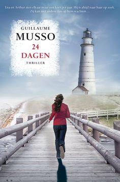 24 dagen van Guillaume Musso, auteur van o.a. Bericht uit Parijs en Central Park. #leestip
