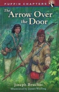 Arrow Over the Door - a great Historical Fiction Children's Book, possibly good for classrooms. reviewed on litkidz.com