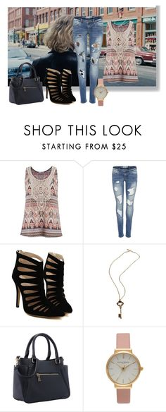 #849 by maria-alexandra2011 on Polyvore featuring moda, maurices, Olivia Burton and Nome