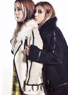 Wonder Girls' Yubin X KYE for 1st Look Magazine Vol.101